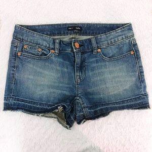 EUC GAP Hadley Denim Shorts